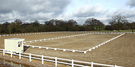 Brook Farm Training Centre Outdoor Arena