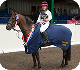 Showjumping Champion Brook Farm 2012